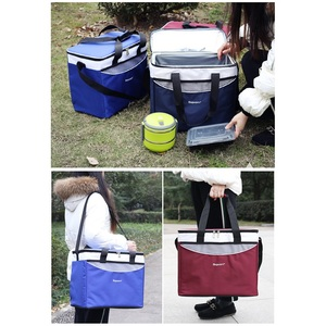 Image 3 - 36L Cooler Bag High Quality Car Ice Pack Picnic Large Cooler Bags 3 Colors Insulation Package Thermo ThermaBag Refrigerator
