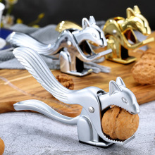 Squirrel-shaped Nutcracker Walnut Cracker Pliers Nut Clips For Pecans Hazelnut Almonds Walnuts Brazil Nuts