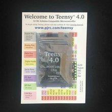 1 pces x teensy 4.0 placa de desenvolvimento usb