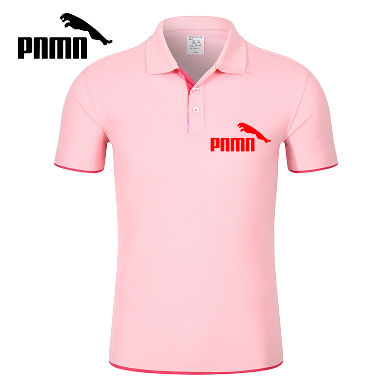 2020 NEW Clothes Men Knitted Polo Shirt Contrast Color Short Sleeve Turn-down Neck Top Breathable Plus Size Sport Men's Polo Tee
