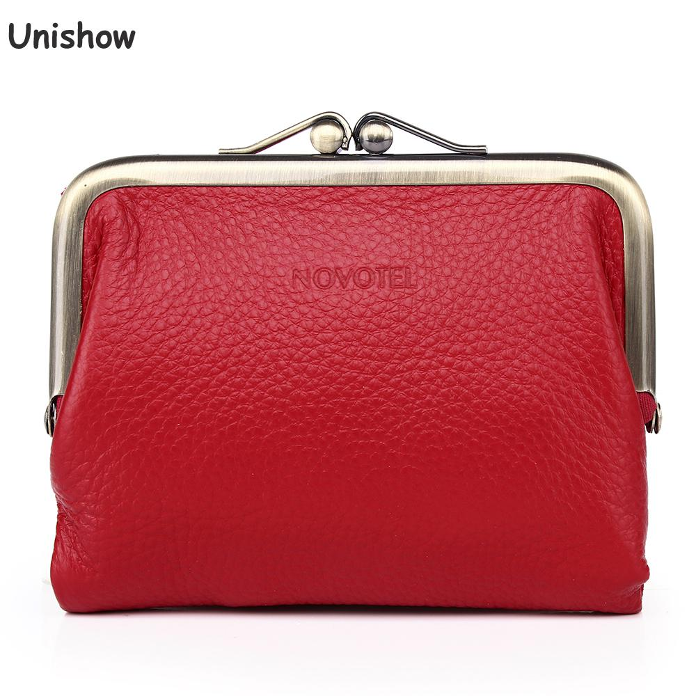Fashion Genuine Leather Women Wallet Small Ladies Purse Brand Designer Female Leather Wallet Coin Purse Carteira Feminina