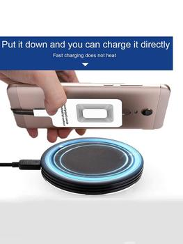 USB Wireless Charging Receiver Universal Android USB Type-C Qi Wireless Charger Charge Pad Module for Mobile Phone image