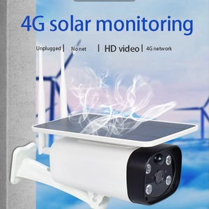 T15Wifi Солнечная камера мониторинга Ip67 водонепроницаемая Ночная Обнаружение Sd карта AP Hotspot подключение для дома/компании на открытом воздухе
