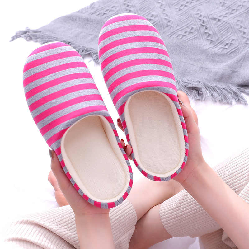 Autumn Winter Women Mute Home Slippers Fur Slippers Slip On Warm House Shoes Men Women Lovers Couples Indoor Shoes Girls Boys