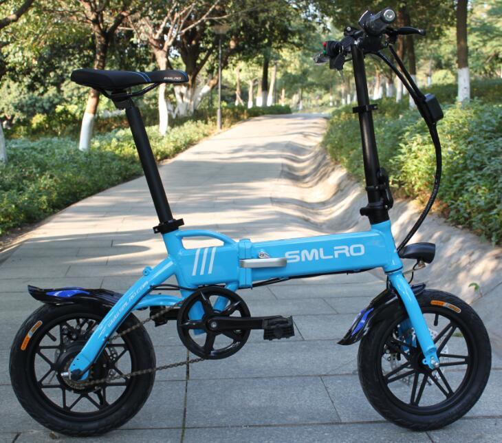 14EF High quality 14 inch mini foldable ebike electric bike 1