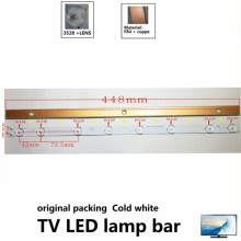 192ps 448mm Brand New 8Pieces 40 inch LED TV Backlight Strips 006-P2K1793B 40F2370-6EA for To shi ba 40L1550C 4C-LB4006-YH1 4C-