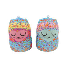Mini Adorable Doll Relax toys squishies soft Slow Rising Scented squishy Slow Rising Kids Stress Reliever Decompression Toy D326(China)