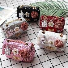 Raged Sheep детская сумочка для девочек, кошельки для детей, милый цветочный Модный чехол, подарки для детей, подарок на день рождения для маленьких девочек