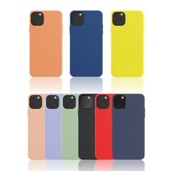 Torubia Silicone Case for iPhone 11/11 Pro/11 Pro Max 4