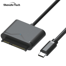 "USB 3.0 SATA Cable SATA to USB Adapter for 2.5"" and 3.5""  SSD HDD External Hard Drive Converter"