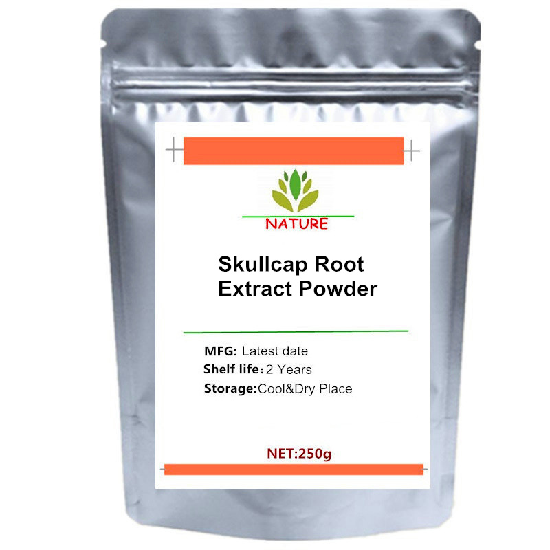 Skullcap Root Extract Powder (98% Baicalin) Scutellaria Baicalensis Extract
