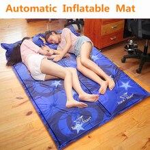 купить Can Splicing Camping Fill Foam Air Mattresses Automatical Inflatable Mat  Moisture Pad Dampproof Mat Outdoor Picnic Sleeping Bag по цене 1339.1 рублей