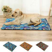 Dog Bed Summer Pet Cooling Mat for Samll Large Products Big House Fashion Happet