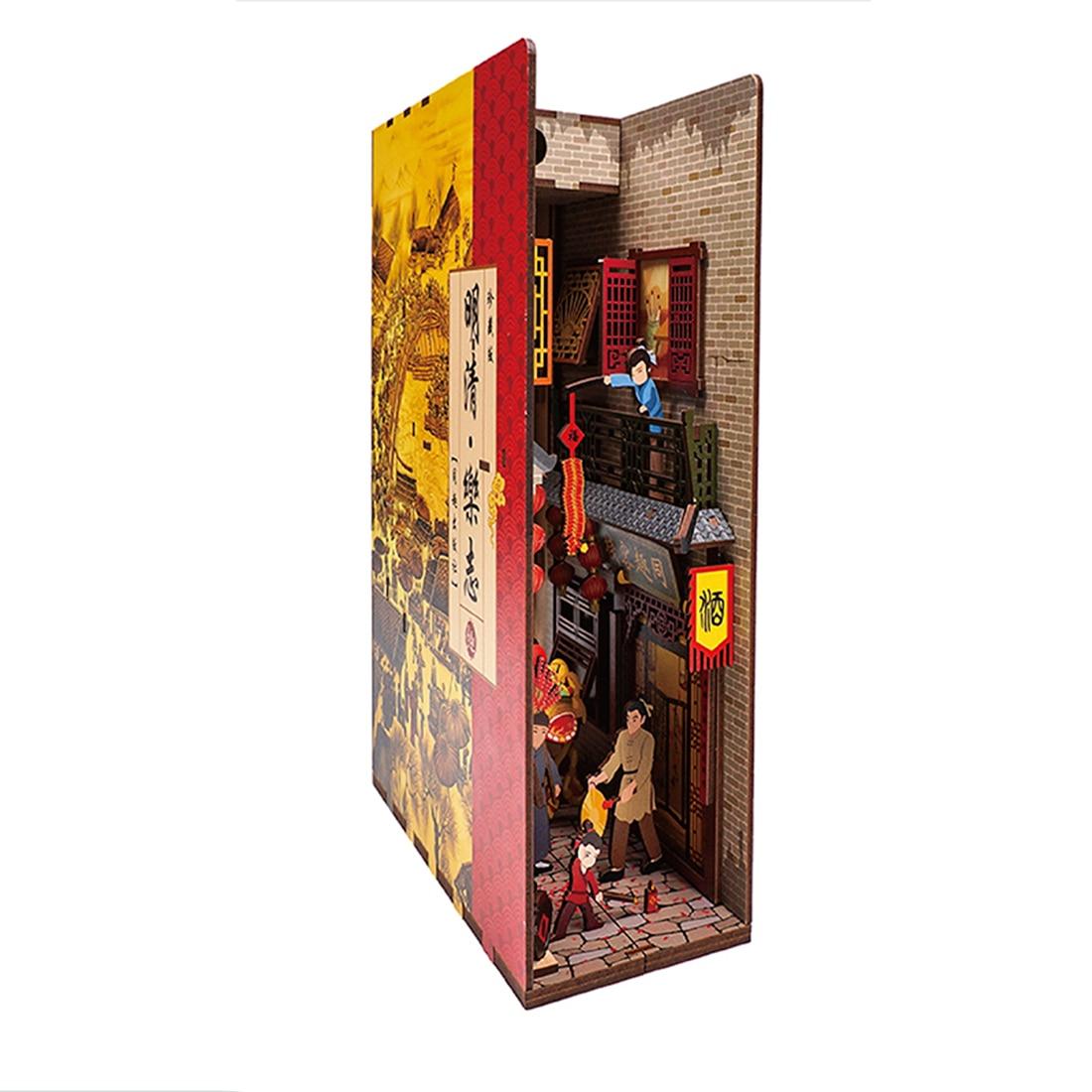Hc6e9ff7ee525405eb93c94396e7a870ap - Robotime - DIY Models, DIY Miniature Houses, 3d Wooden Puzzle