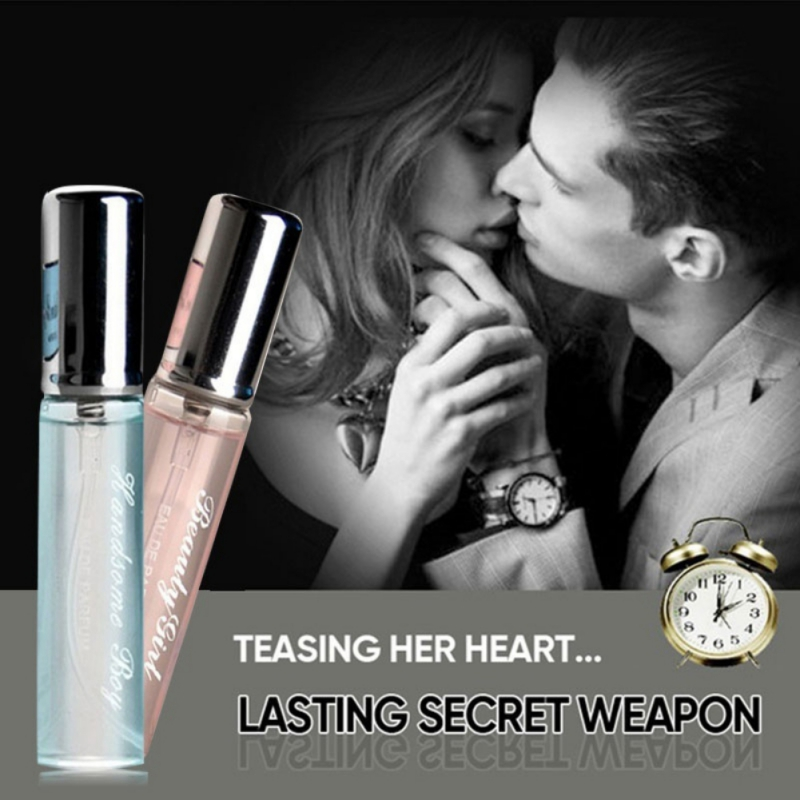 Pheromone Perfumed Aphrodisiac For Men Women 15ml Body Spray Flirt Perfume Charming Perfume Flirt Fragrance