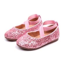 Little Big Girls Shoes Glitter Princess Glats Soft Ballet
