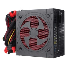 Fan Power-Supply Gaming Computer PC ATX 20pin 1000W SATA 12V Passive for Intel AMD Silent