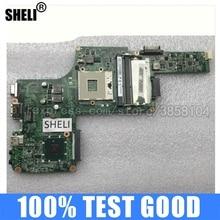 Notebook Pc Mainboard for Toshiba Satellite L730 L735 Laptop Motherboard DA0BU4MB8E0