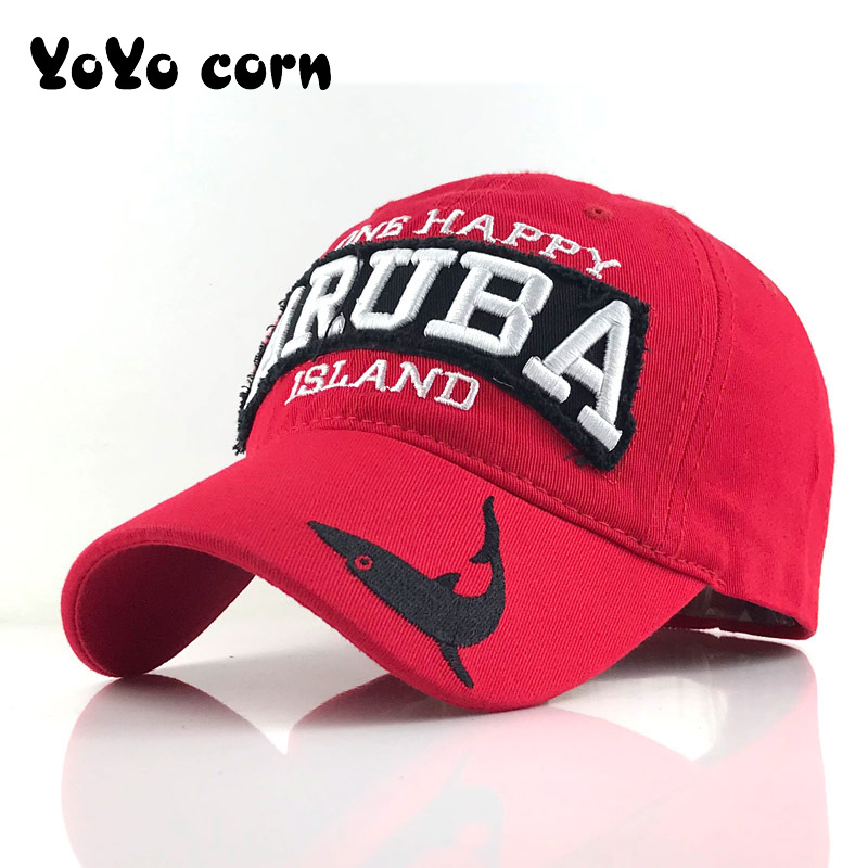 YOYOCORN New Baseball Cap Hats Hip Hop Fitted Cheap Hats For Men Women Gorras Curved Brim Caps Damage Cap Wholesale Snapback Hat