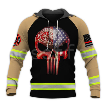 Tessffel Firefighters Suit Firemen superhero Harajuku Tracksuit NewFashion 3DPrint Zipper/Hoodies/Sweatshirt/Jacket/Men/Women 11 1