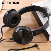 PHOMAX Gaming Headset Shack Die Sound Qualität Verdrahtete Kopfhörer mit Mikrofon 3,5mm audio kabel für iPad Tablet Smart handys