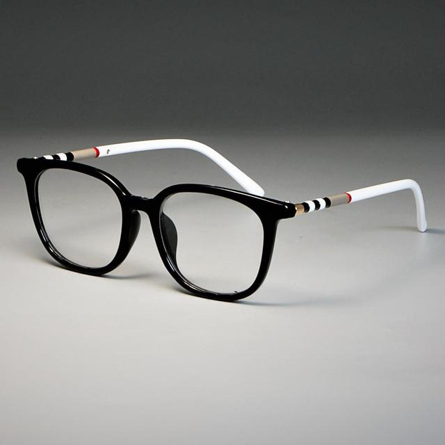 47892 Anti Blue TR90 Cat Eye Luxury Glasses Frames Men Women Trending Styles UV400 Optical Fashion Computer Glasses 2