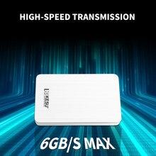 KESU – disque dur externe Portable USB 3.1 de 2.5 pouces, Type C, avec capacité de 500 go/750 go/1 to/2 to