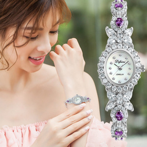 Image 3 - ديفيني سوار ساعة الإناث ساعة عادية موضة السيدات ساعة مقاوم للماء ساعة كوارتز امرأة ساعة الإناث