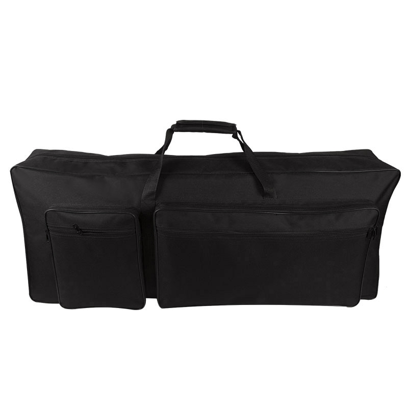 Hot-Professional 61 Key Universal Instrument Keyboard Bag Thickened Waterproof Electronic Piano Cover Case