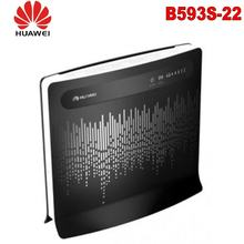 Разблокированный huawei b593 b593s 22 150 Мбит/с 4g lte 3g cpe