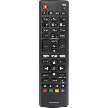 AKB75095308 TV Remote Control Compatible Replacement Remote Control Fits for LG LCD LED HDTV Universal Smart Tv Remote Control new universal replacement remote control an mr500 an mr500g for lg magic 3d smart tv no voice no bluetooth controle remote