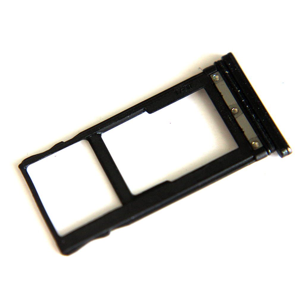 Sim Card Tray Socket Slot Holder Adapters For Motorola Moto One Vision / P50 Replacement