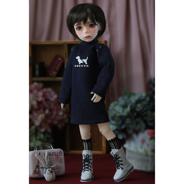Cosmos Doll Bastian 1/4 BJD Dolls  MSD Model Girls Boys Joint Doll  luodoll fashion gift