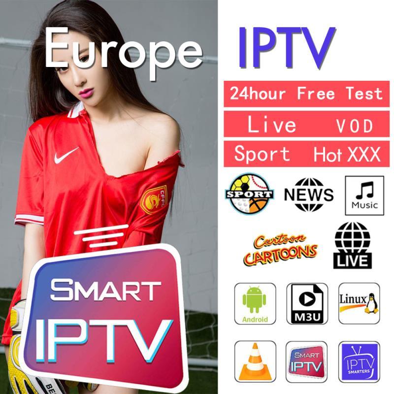1Month IPTV Subscription Sweden Germany Turkey  XXX IPTV M3U Android Portuga Spian Italy UK Smart IPTV Greek Nordic  Adult IPTV
