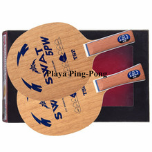 Tsp Swat 5PW Table Tennis Blade Racquet Sports Table Tennis Rackets Indoor Sport Carbon Blade