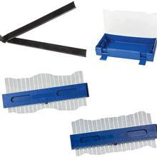 Портативный профиль калибровочный шаблон удлинить контур Профессиональный плиточный Измерительный Инструмент Многофункциональная Точная измерительная линейка