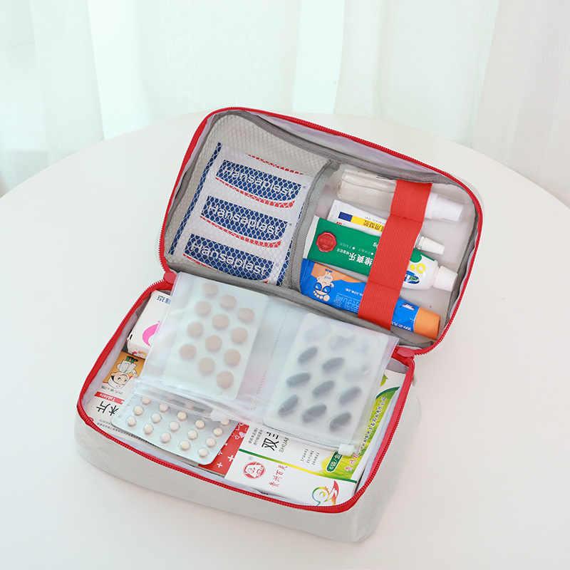 ใหม่ขายร้อน Travel ชุดปฐมพยาบาลฉุกเฉิน Medical Survival Rescue กล่องคุณภาพสูง