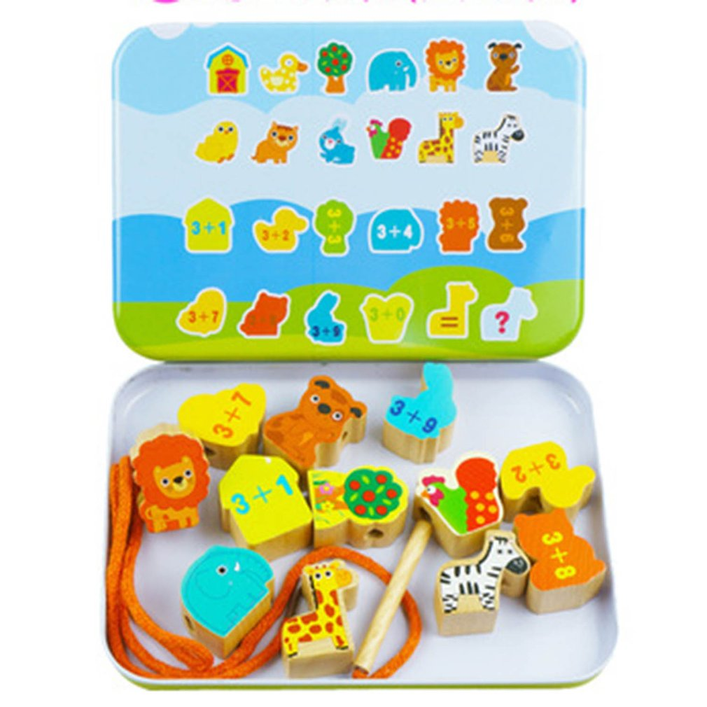 Children's Puzzle Beads Toys For Children Boys Girls Kids For Exquisite Gifts