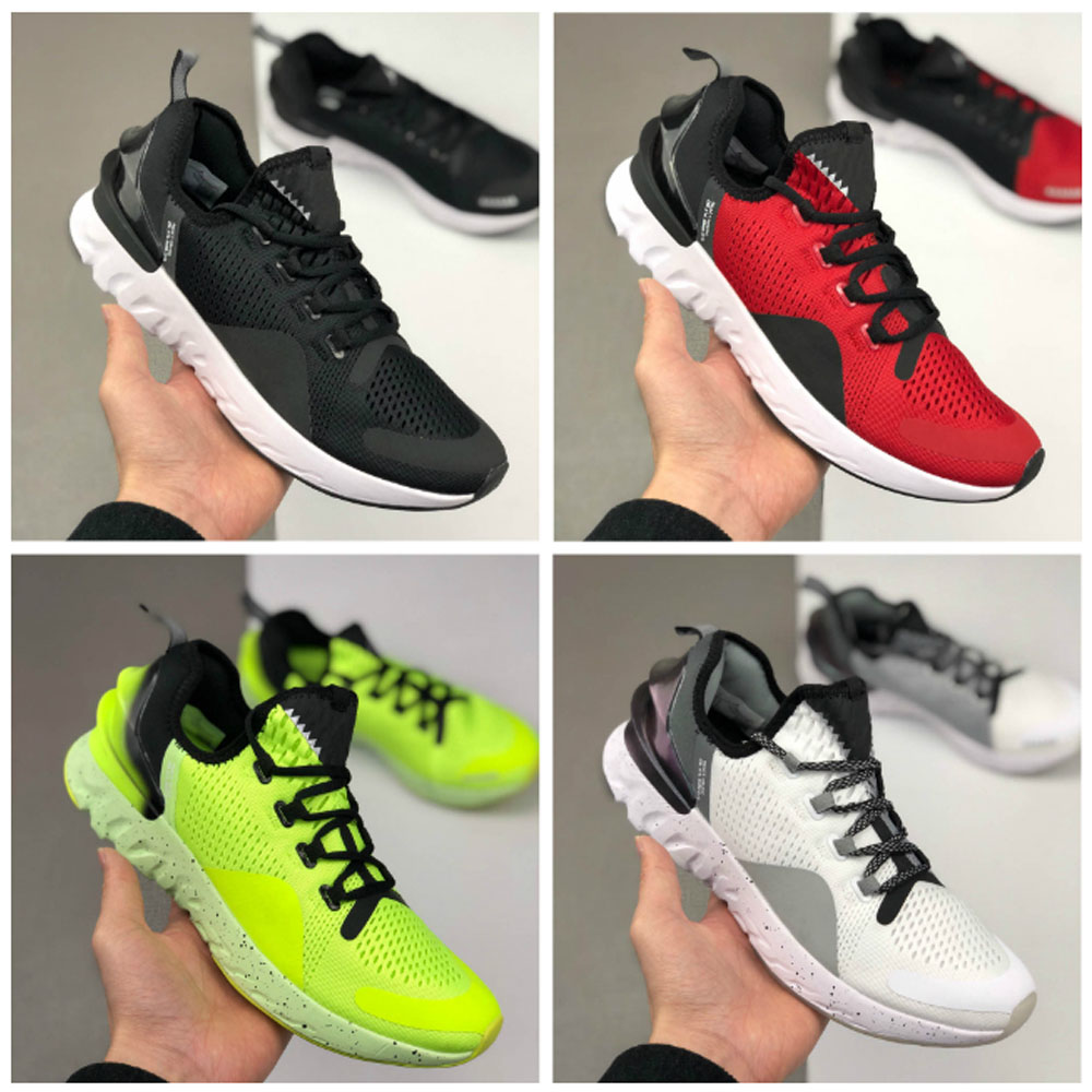 2020 nuevos zapatos casuales de moda para hombres y mujeres negro lack up, zapatos transpirables para deportes al aire libre, zapatos de malla resistentes al desgaste para hombres ¡Novedad de 2019! Zapatillas deportivas para niños y niñas, calzado deportivo para niños con fondo suave, zapatos transpirables para exteriores, color rosa, plateado, tamaño 30-35