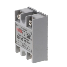 24V-380V SSR-10VA 10A DC-AC Solid State Relay Module For Temperature Controller Y1QB
