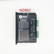 Nd882 leadshine passo 8.2a motorista substituir md882 de idade 24-90 v para nema 34 motor de passo cnc