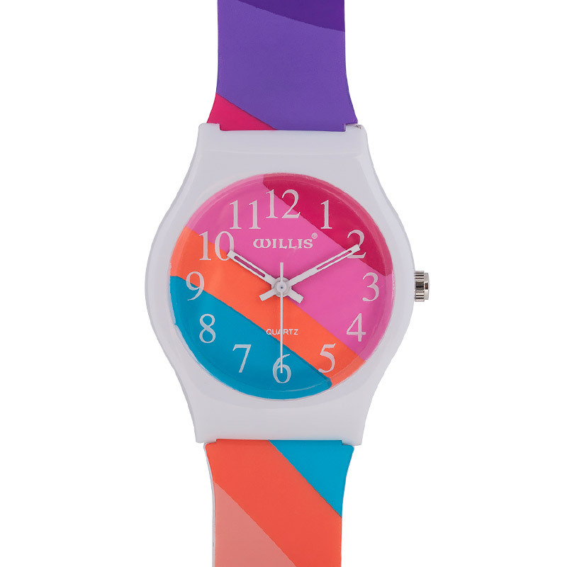 Children's Watch Captain  Kids Watches Gift Quartz Colorful Kids Watches #6018