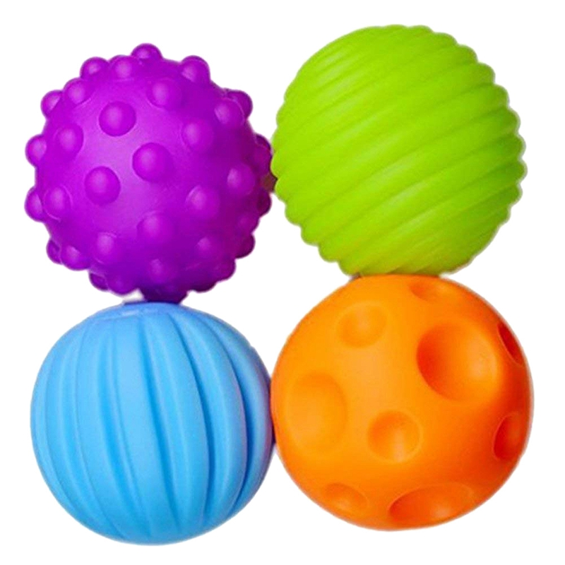 ELP Hand Catching Ball Tactile Perception Soft Ball BB Ball Baby Toy