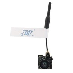 Image 2 - JMT 3.6g FPV AIO mikro kamera 5.8G 25MW 40CH 800TVL nadajnik LST S2 FPV części zamienne do aparatu