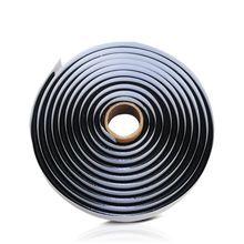 4m Vehicle Car Headlight Sealant Rubber Glue Retrofit Windshield Reseal Strip Trim Black Butyl Auto Light Decoration Tools