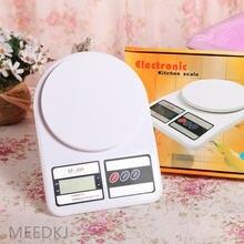1 шт кухонные весы бытовой Высокая точность выпечки лекарственные