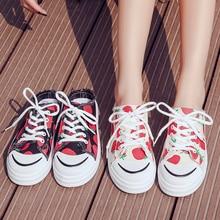 2020 High Quality Women Canvas Shoes Comfortable Vu