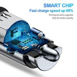 Image 2 - SmartDevil USB 車の充電器急速充電 4.8A 携帯電話充電器 2 USB ポート急速充電器 Iphone サムスンのタブレット車  充電器