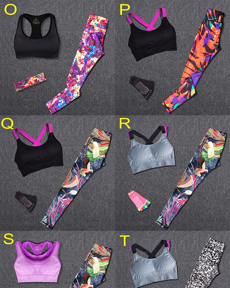 WOMEN Fitness Sports Suits (1)