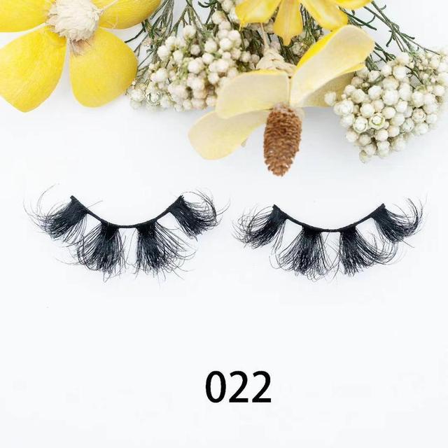 Mink Eyelashes10-25mm Lashes Fluffy 3d Mink Lashes Makeup Dramatic Long Natural Eyelashes Wholesale Eyelash Extension Maquillaje 5